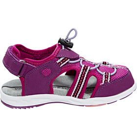 Viking Footwear Thrill Sandals Kids plum/dark pink
